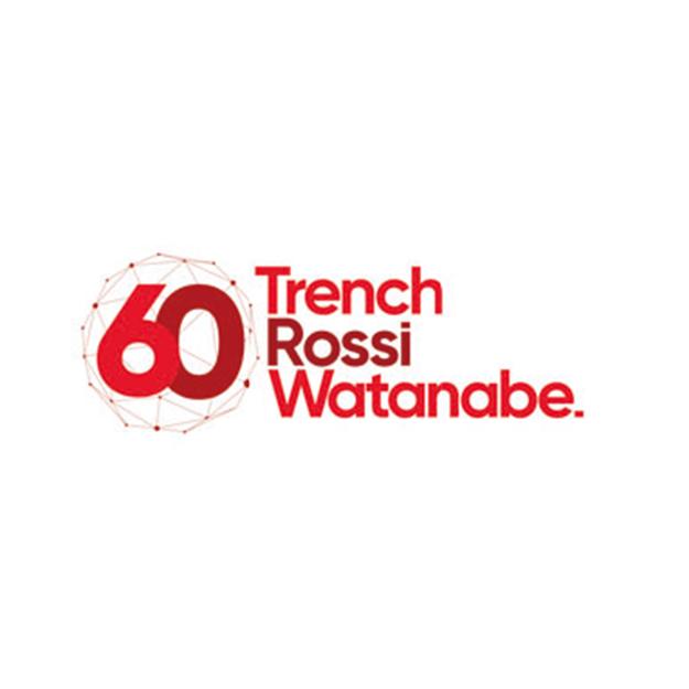 Descrição da imagem: logotipo da Trench Rossi Watanabe