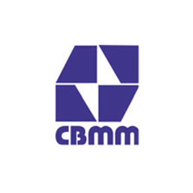 Descrição da imagem: logotipo da CBMM