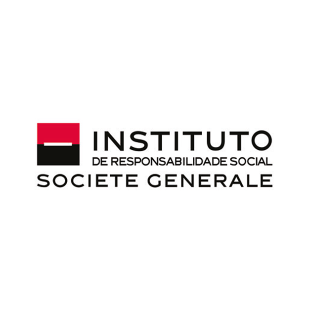 Descrição da imagem: logotipo da empresa Instituto de Responsabilidade Social Societe Generale