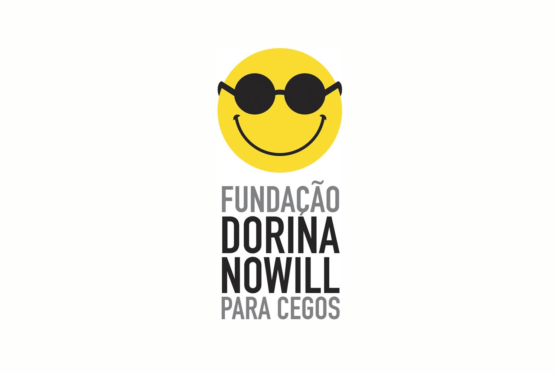 Descrição da imagem: logotipo da Fundação Dorina