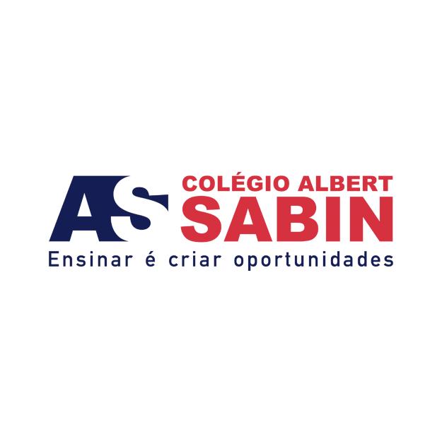 logotipo Colégio Albert Sabin
