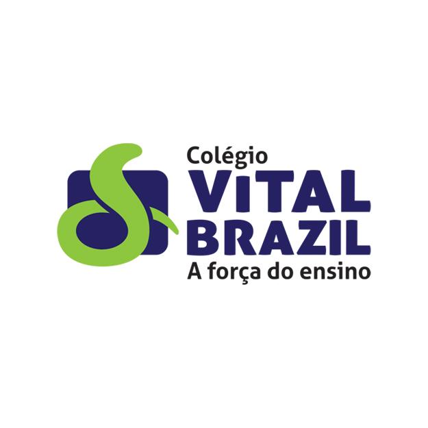 logotipo Colégio vital Brazil