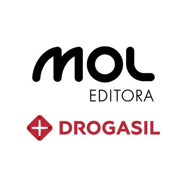 Logotipo Editora Mol e Drogasil