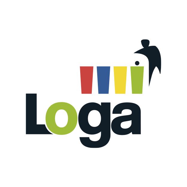 Logotipo Loga