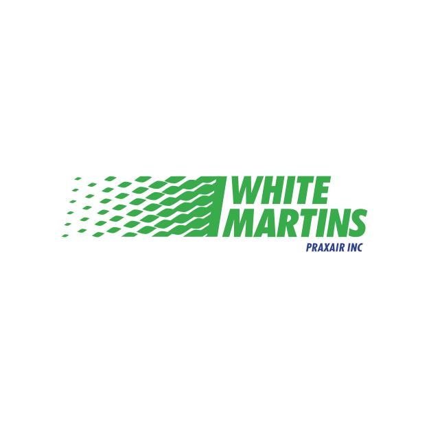 Logotipo White Martins