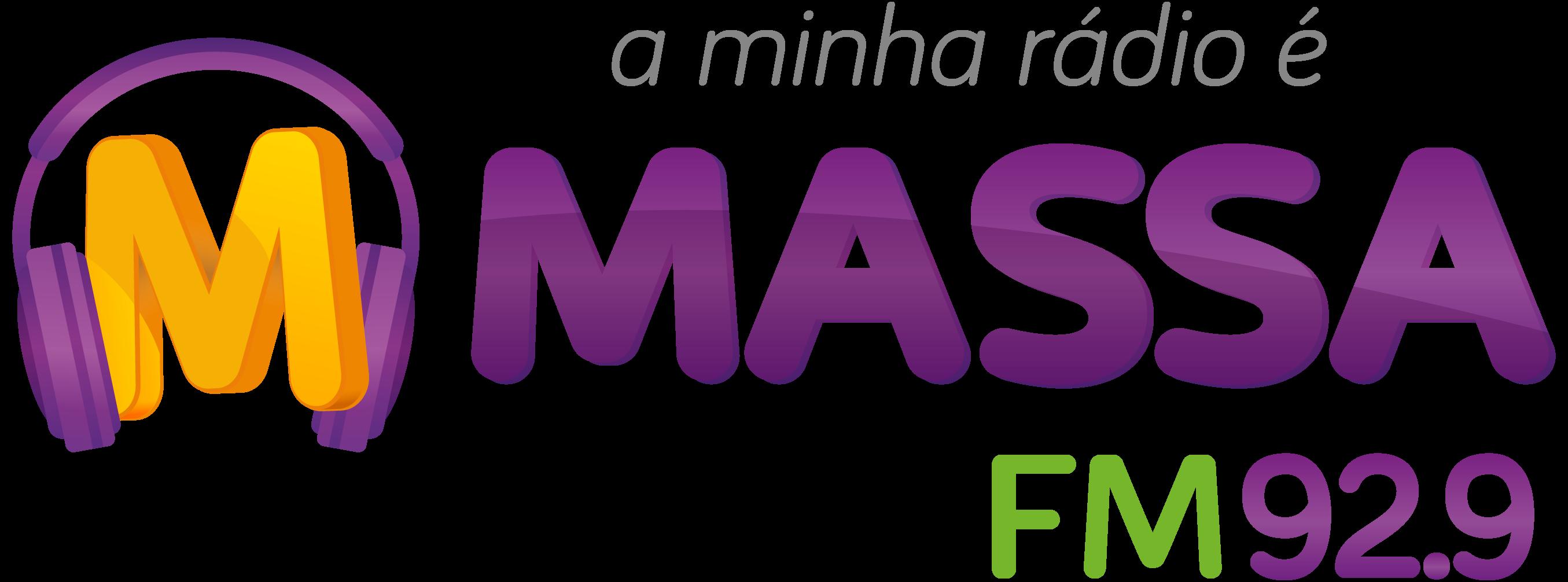 logotipo da Radio Massa